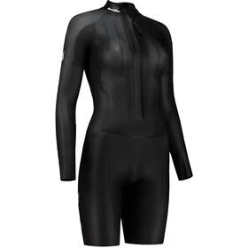 Dare2Tri Swim&Run Fast Kobiety czarny